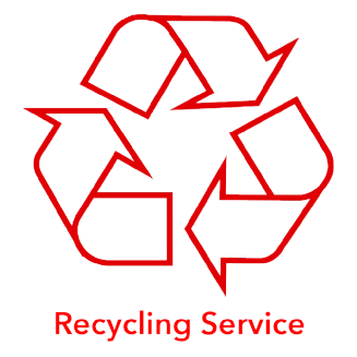 Packaging recycling service